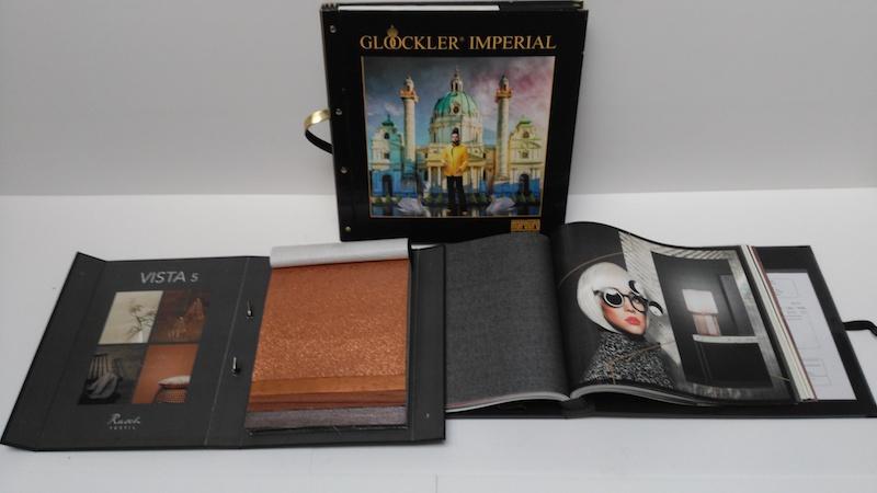 Die Glöckler Imperiale Tapete Für Ihr Zuhause. Mode Für Die Wände Pompöös  Und Opulent.
